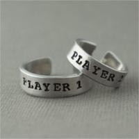 Matching gaming rings