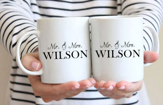Personalised gifts are perfect for any anniversary!