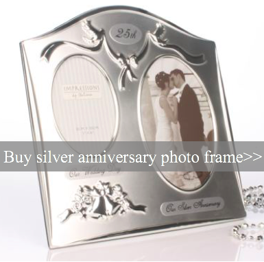 Silver Wedding Anniversary Gifts Uk Gift Ideas