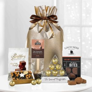 Buy the couple some chocolate delights to share on their anniversary