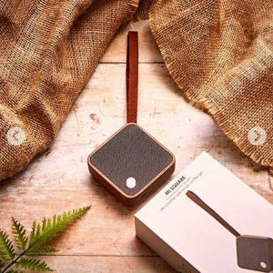 Buy the Ginko bluetooth speaker for this wedding anniversary gift