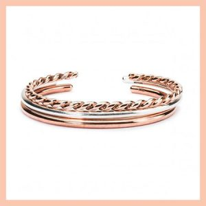 Buy your wife a set of copper coloured bangles for the 22nd wedding anniversary