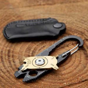 Buy him a multi tool keyring for the 21st anniversary.