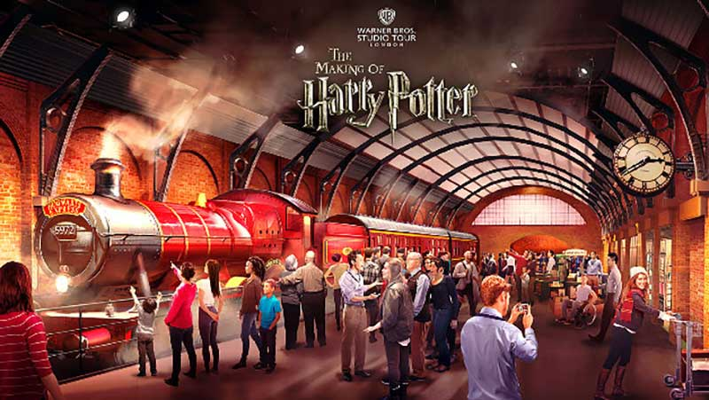 Book your harry potter tour here.