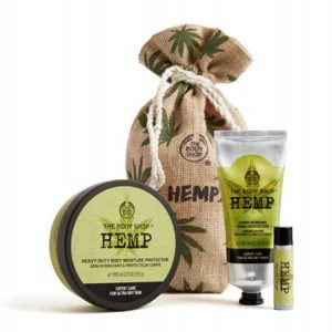 Buy him a hemp expert moisturising pouch for his anniversary gift.