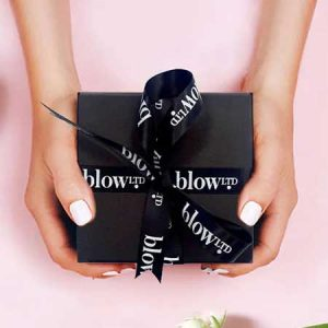 Buy her a home beauty treatment with blow ltd.