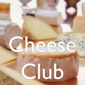 Buy him The Cheese Club subscription for this anniversary gift.