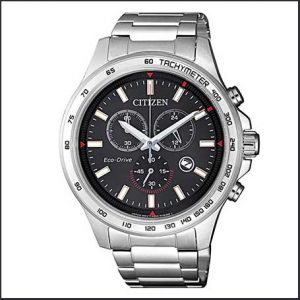 Buy him a Citizens Eco Drive Chronograph Watch for this anniversary gift