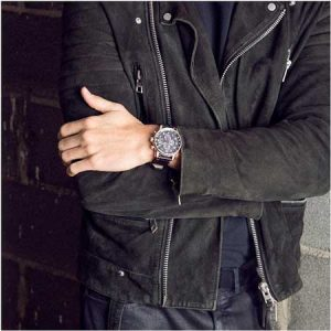 Buy him this stylish Citizen Gents Eco-Drive Primo Chronograph Watch for this anniversary gift