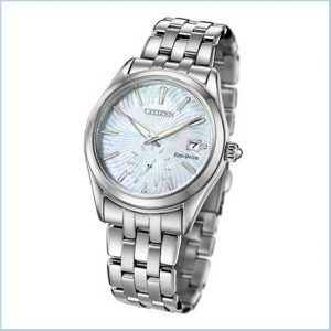 Buy her Citizen Ladies Eco-Drive Bracelet WR100 Watch