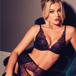 Buy her a beautiful lingerie set from Gossard for this anniversary gift.