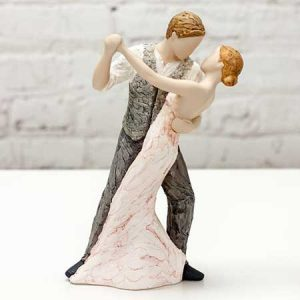 Buy her the Lost In You figurine for this anniversary gift.