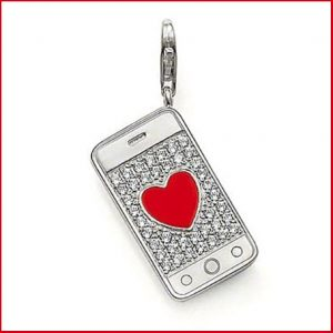 Buy him the Thomas Sabo Love Pendant for this anniversary gift.