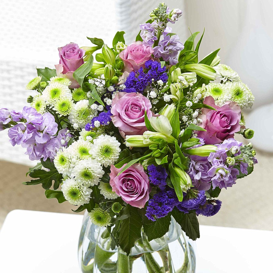 Buy her or them this beautiful pastel blush bouquet for this anniversary gift