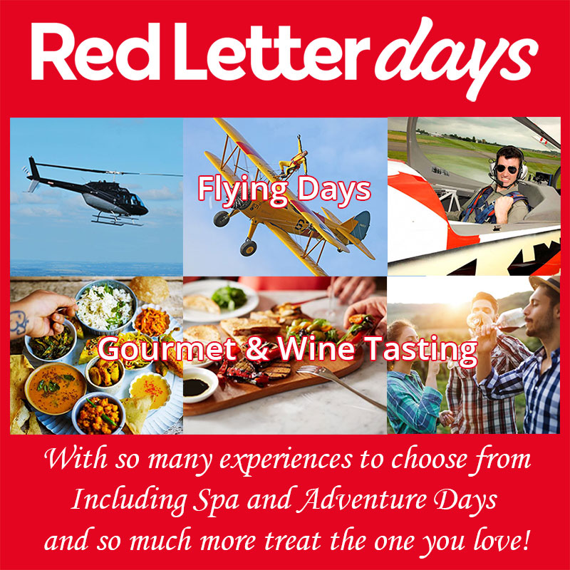 Buy them a spa or adventure day from red letter days.