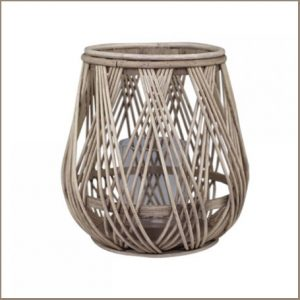Buy them a Bamboo Lantern for this anniversary gift.