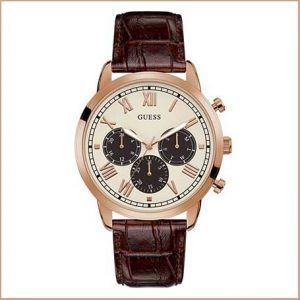 Buy him a Guess mens dress watch