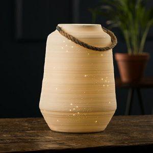 Buy them this Belleek Living Galaxy Lantern Luminaire for their anniversary gift