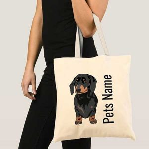 Buy her a personalised pets name tote bag, lots to choose from here.