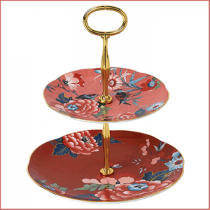 Buy them the Paeonia Blush Two Tier Cake Stand fromWedgwood for this anniversary gift