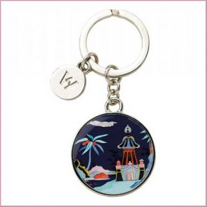 Buy her the wonderlust pagoda ketring from wedgwood.