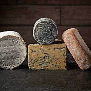 Buy him the Alex James co British selection of cheeses