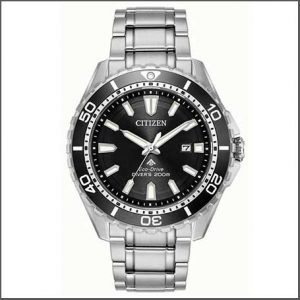 Buy him this Citizen Gents Eco-Drive Divers WR200 Watch