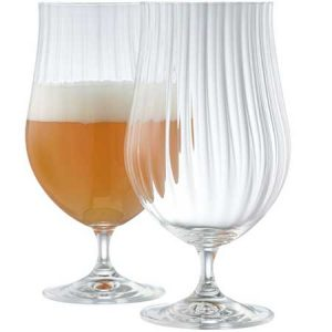 Buy him these Erne Beer glasses for this anniversary gift