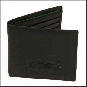 Buy him the Military Heritage Leather Wallet - Hurricane.