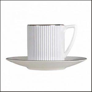 Buy him this jasper conran espresso cup for his anniversary gift