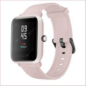 Buy her this ladies amazfit smart watch for her anniversary gift