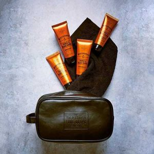 Buy him the Men's Grooming Collection with Wash Bag Ideal Gift For Any Man