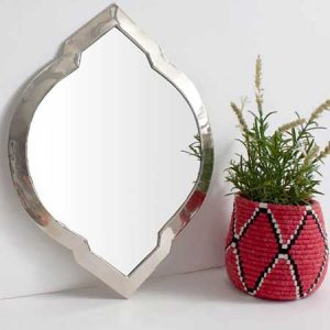 Buy them this stylist Moroccan Oval Mirror