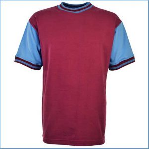 Buy him a retro football shirt, we have most teams available.