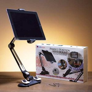 Buy him this smartphone and tablet mini mount for this anniversary gift