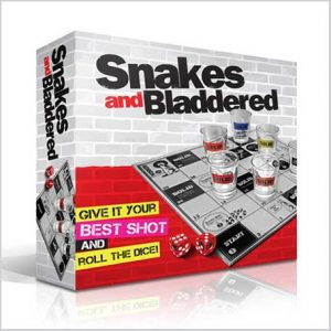 Buy him the snakes and bladdered game