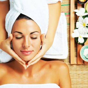 Treat her to a spa day with lunch for 2