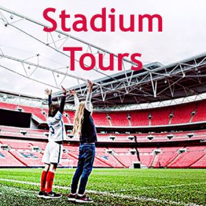 Treat him to a stadium tour for his wedding anniversary gift