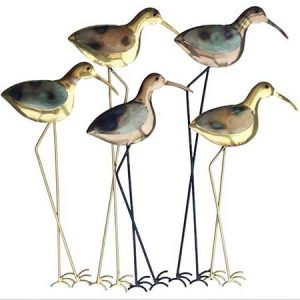 Buy them this Wading Birds Metal Wall Art for their anniversary gift