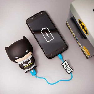 Buy him the Batman powerbank for this anniversary gift