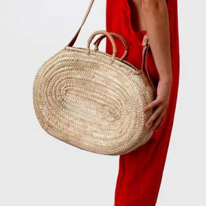 Buy her this stylish Dylan Cross Body Basket