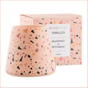 Buy her this Grapefruit & Petitgrain Candle for this anniversary gift