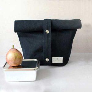 Buy him this oraginc lunch bag