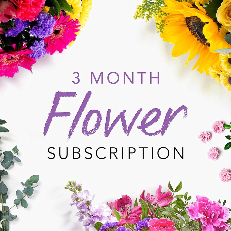 Buy her or the couple a monthly flower subscription for the 40th wedding anniversary gift.