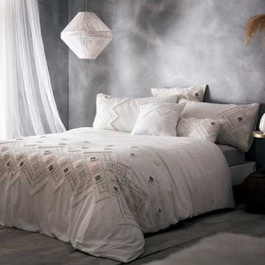 Buy them Prestige Collection Amara 100% Cotton Bed Linen for this anniversary gift