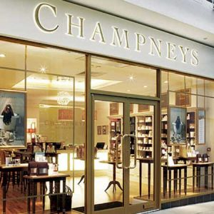 Buy her Champneys City Spa Swedish Back Massage with a Facial or Express Manicure for this anniversary gift