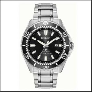 Buy him this Citizen Gents Eco-Drive Divers WR200 Watch for the 40th anniversary gift
