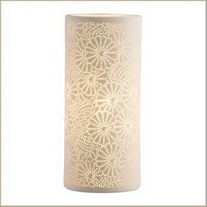 Buy them the Daisies Luminaire Lamp for this anniversary gift