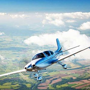Buy a Flying experience day for this anniversary gift