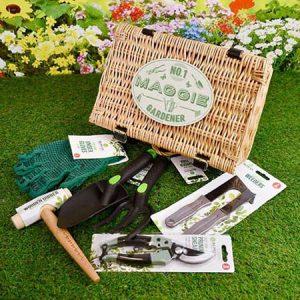 Buy her this Personalised No.1 Gardener Gift Hamper